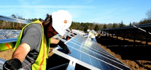 Chapel Hill NC Image of Solar Farm Installers