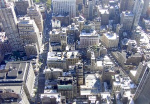 Image of New York City Rooftops