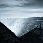 Large Outdoor Solar Array