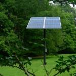 Solar PV Pole Mount