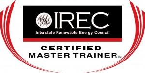 Logo for Certified Master PV Trainer Kelly Provence Solairgen