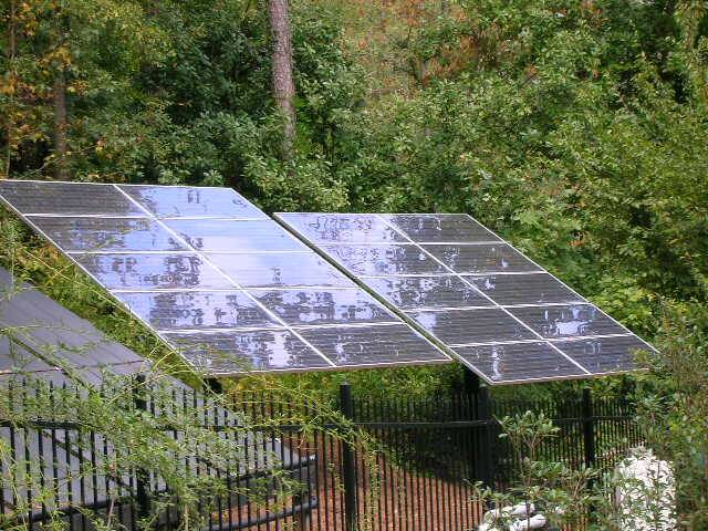 Residential Solar PV Ground Mount System