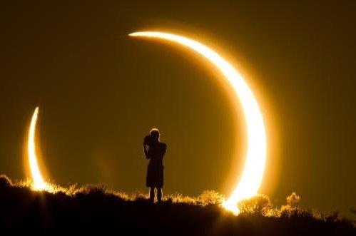 Nat Geo Solar Eclipse Photo