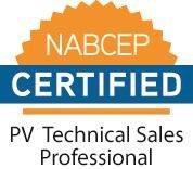 PV Tech Sales Cert Logo
